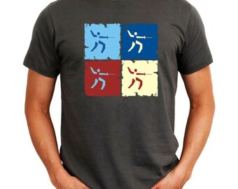 Fencing Pop Art T-Shirt
