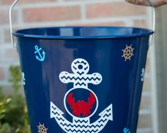 Nautical Bucket