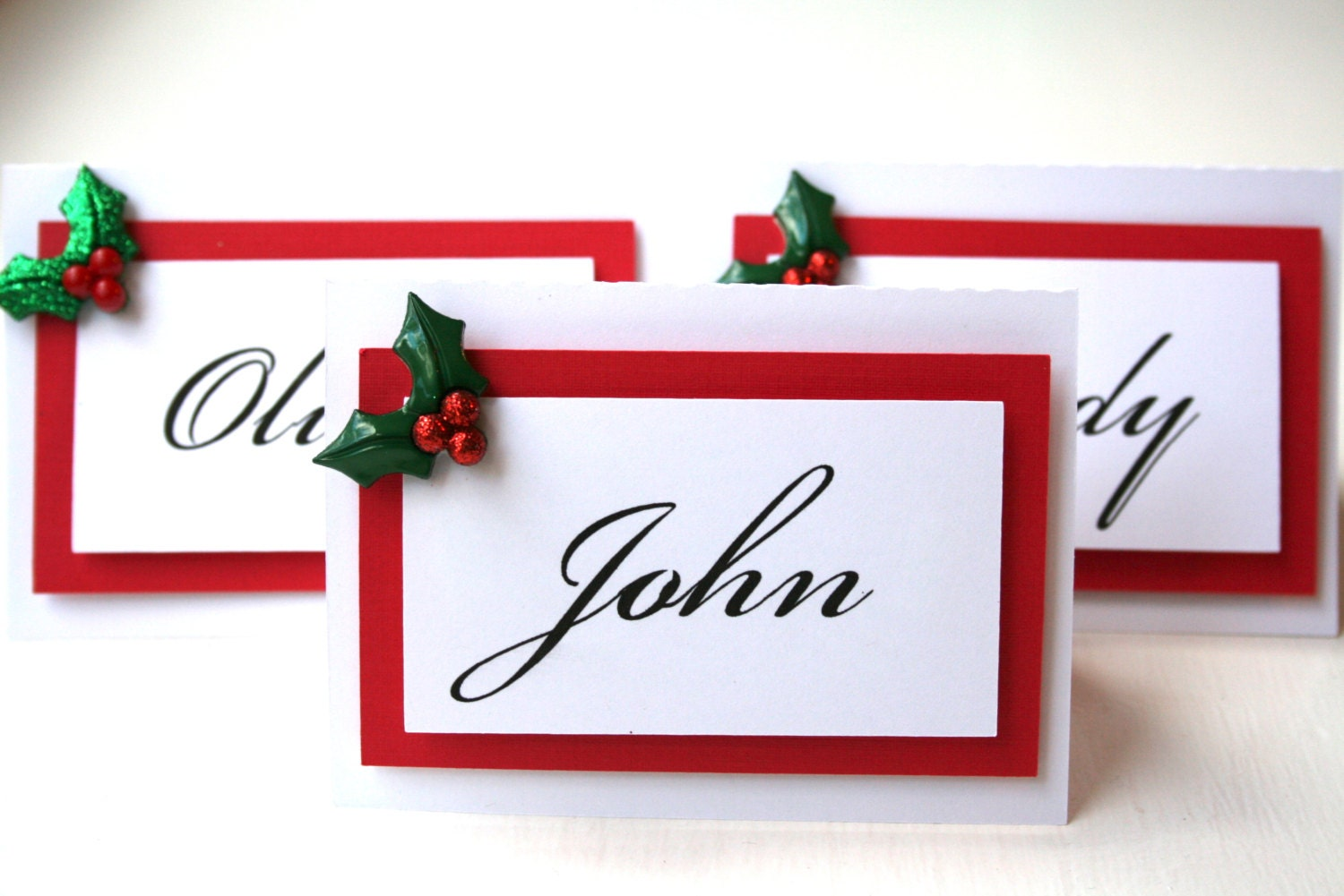 christmas dinner table cards holiday table cards food labels