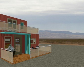 Tiny House Project - Tiny Container House