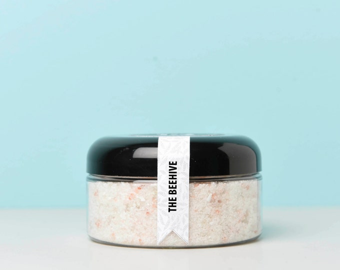 The Beehive Salt Soak (Honey and Star Anise Bath Salt)