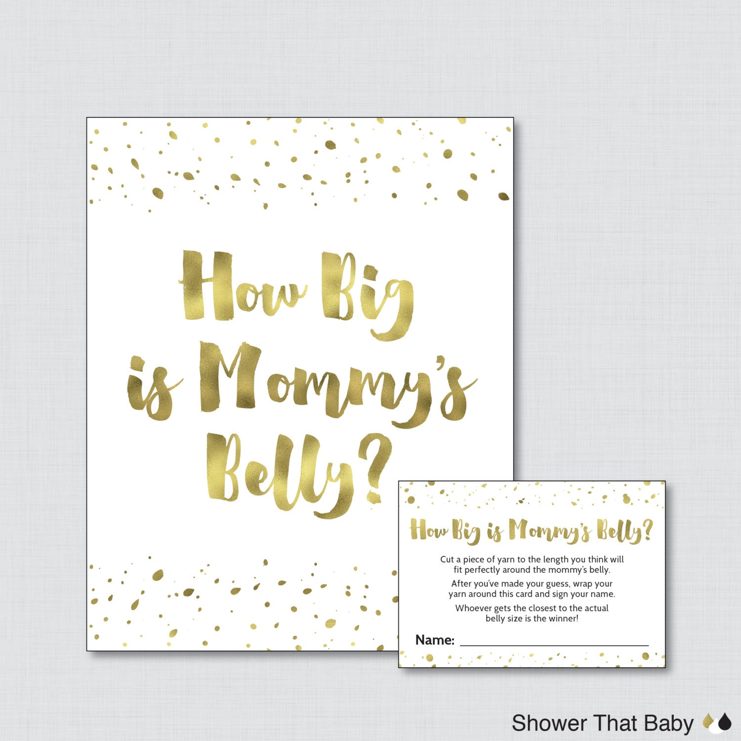 It's just an image of Delicate How Big is Mommy's Belly Printable