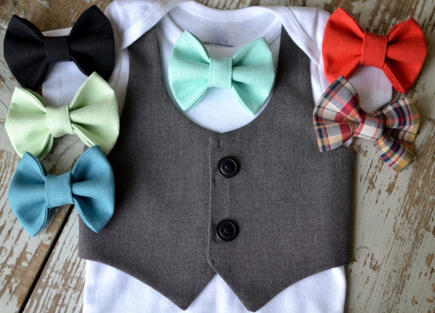 marvelous boys bow tie outfit boots