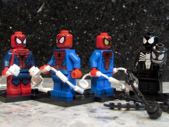 lego black spiderman 2017 - photo #7