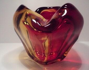 Beautiful piece of Japanese Glass