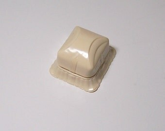 Vintage Celluloid Ring Container/Holder