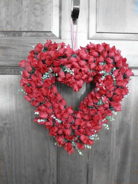 Valentines Wreath