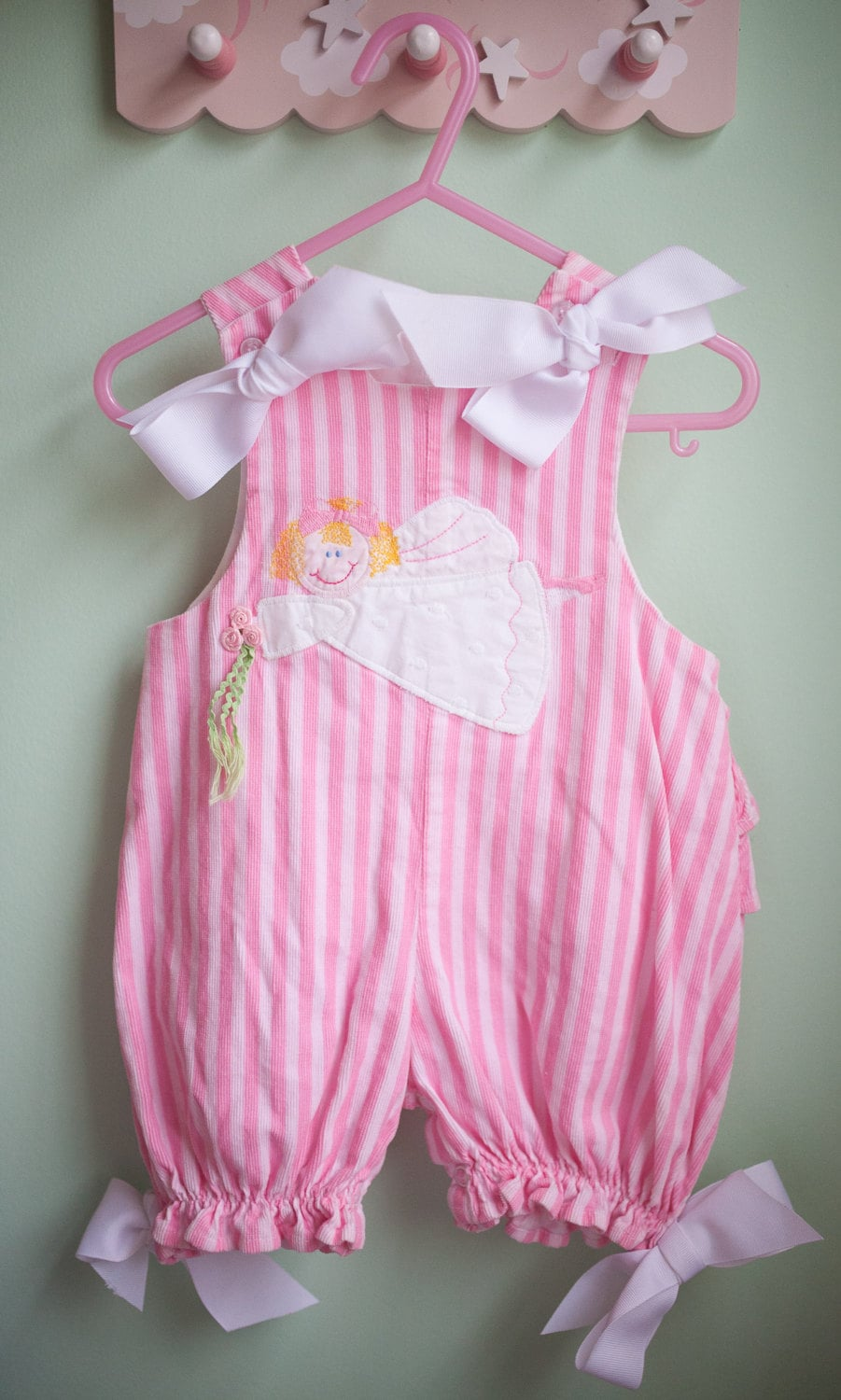 vintage baby clothes baby girl jumper romper The Bailey