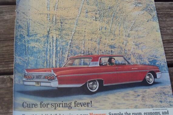 """1961 Mercury Monterey For Sale Sale 1961 Mercury Monterey """""""