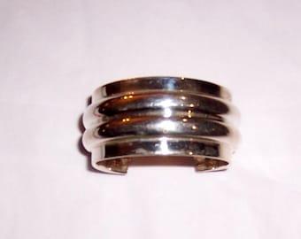 Ralph Lauren Sterling Cuff Bracelet