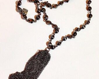 Hematite Necklace