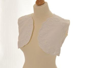 White Edwardian Waistcoat