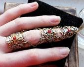 Vampire Armour  Full Finger Armour  Royal Victorian