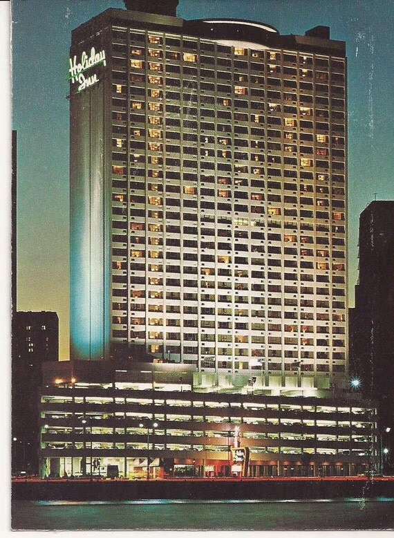 Items similar to lake shore drive holiday inn chicago for Nice hotels downtown chicago