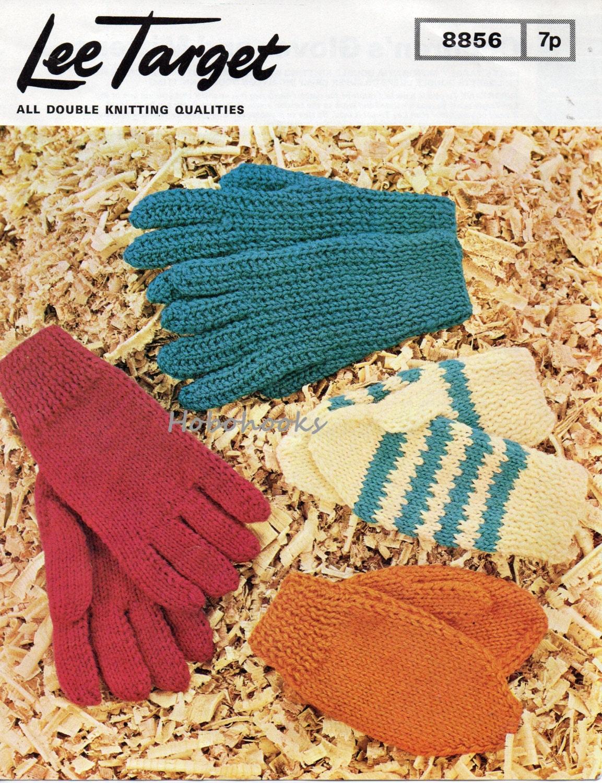 Knitting Pattern For Childrens Gloves : Childrens knitting pattern childrens gloves knitting pattern