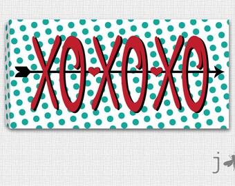 Xoxoxo prints | Etsy