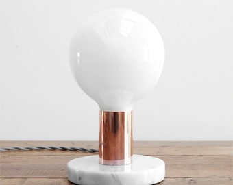 modern table lamp mid century table lamp marble table lamp modern desk lamp - Modern Table Lamp