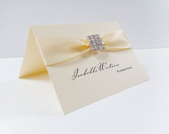 Wedding Place Cards, Name Cards, Place Setting, Wedding Place cards, Luxury Place Cards, Place Names, Party Place Cards