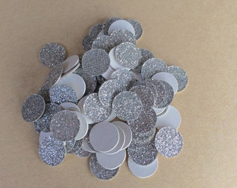 SALE!! 50% OFF!! Gold glitter.Silver Confetti. Weddings, engagement party, bridal showers, birthdays, baby showers, parties, 1st birthday.