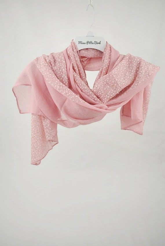 Light Pink Pashmina Scarf and other fashion scarves, shawls, and wraps at celebtubesnews.ml Shop online and check out our scarf tying tutorials today!