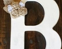 Popular Items For Burlap Door Hanger On Etsy