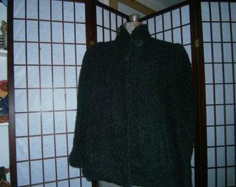 Persian Lamb Swing Jacket