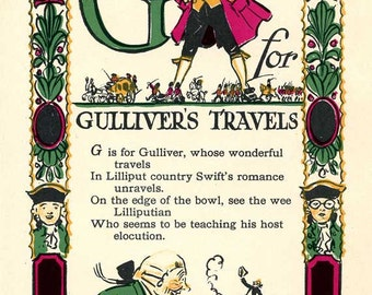 a character analysis of gullivers travels An analysis of the character of lemuel gulliver a protagonist and the narrator of swift's gulliver's travels.