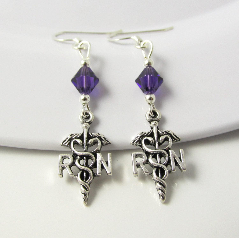 earrings jewelry rn earrings rn jewelry purple