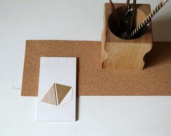 Geometric notepad