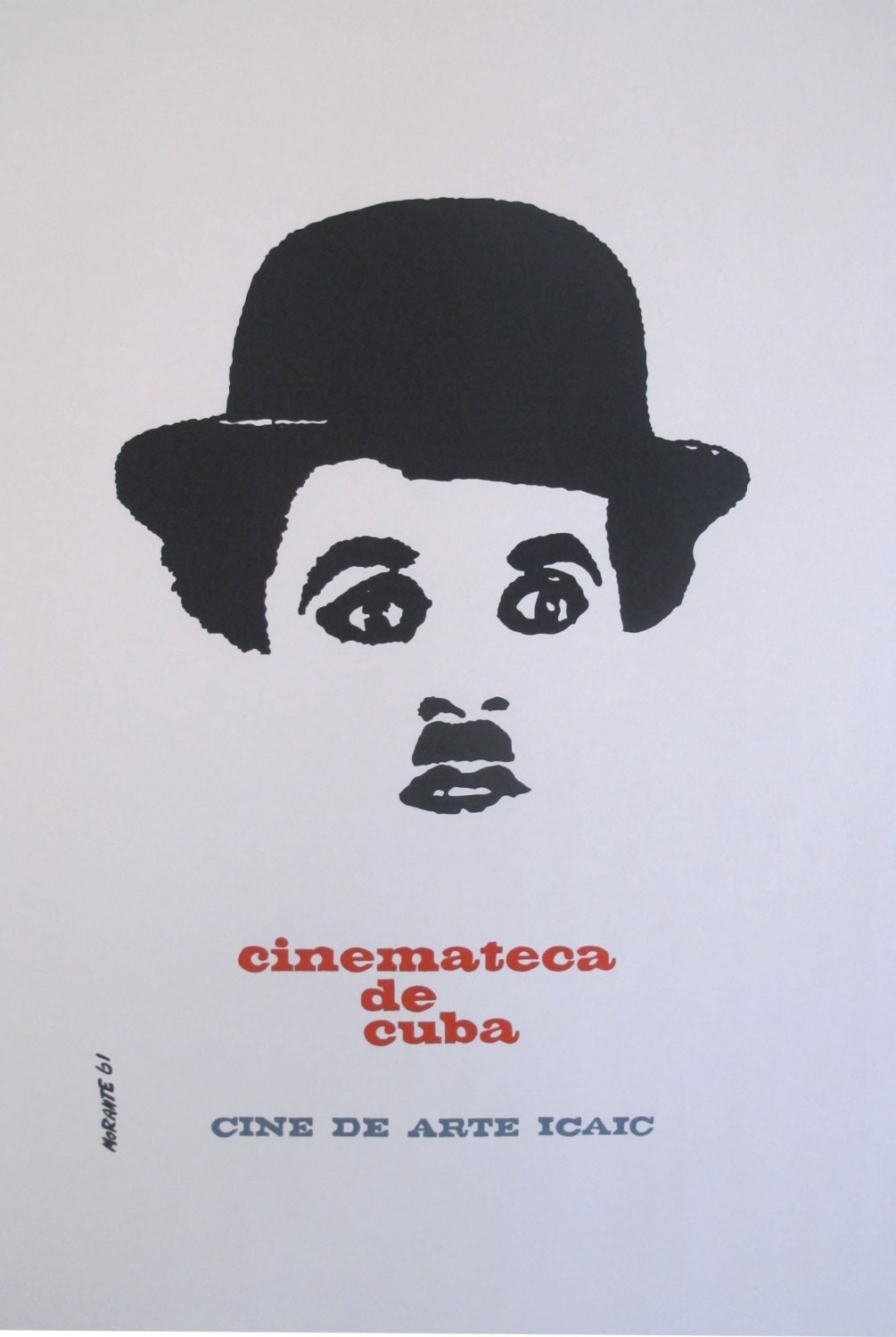 Charlie Chaplin Poster