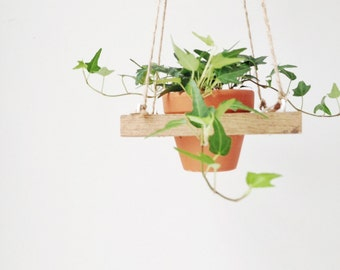 Plant Pendant Oak