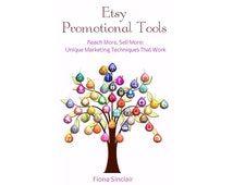 Etsy Shop Help Professional Etsy Seller Marketing Guide: SEO ~ Social Media Marketing ~ Etsy Shop Promotion ~ 75 page Selling on Etsy Tool