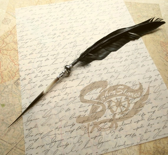 Writing quills for sale