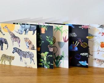 Greetings Card Variety Pack of 5.