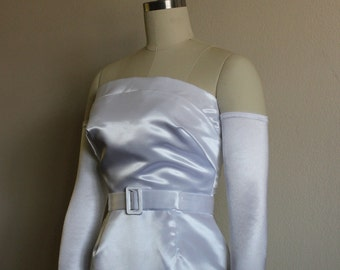 """Marilyn Monroe """"Call Me Madam"""" Premiere Inspired Strapless Gown"""