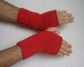 PATTERN - Adult Fingerless Gloves/Wrist Warmers