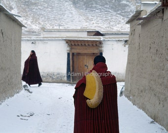 Labrang Gompa, Tibet, 2006