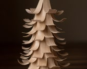 Large Wood Christmas Tree X-mas Decoration large