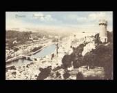 Dinant, Belgium Vintage Postcard