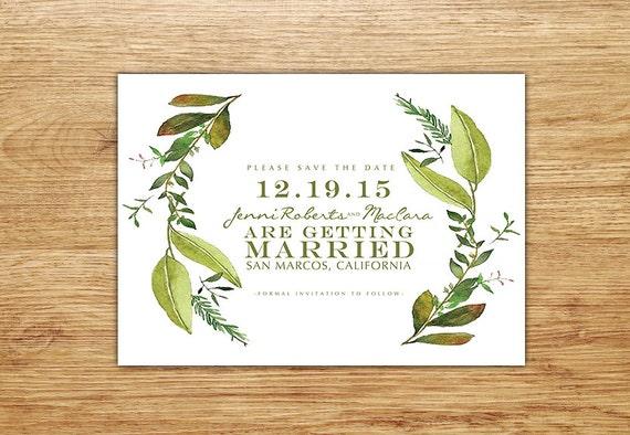 Trend Kartu Undangan Pernikahan