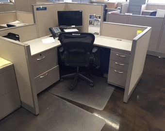 Refurbished Office Cubicles | Used Office Furniture |  Office cubicles | Office Workstations |Refurbished Workstations |Commercial Furniture