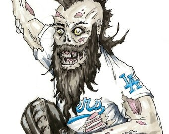 Brian Wilson Zombie