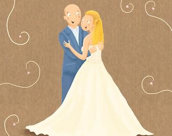 Custom Wedding Prints