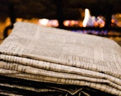 Listing for Korina N. Book pages throw blanket, cotton flannel throw, geek literary nerd blanket, reading blanket afghan