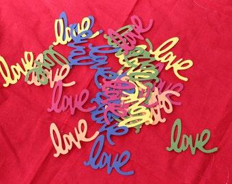 Love Confetti // Paper Good