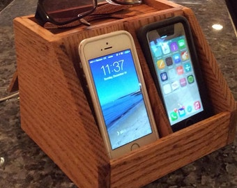 His and Hers Cell Phone Holder