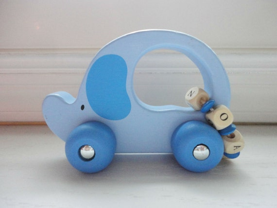Personalized Toys For Boys : Items similar to baby boy gift personalized wood kids