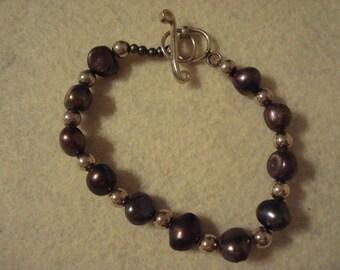 "8.5"" Freshwater Pearl Bracelet"