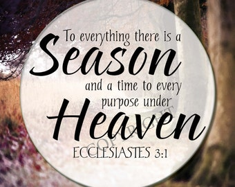 a time to every purpose under heaven pdf
