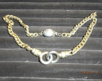 vintage Pierre Cardin Womans Necklace, 17.3inch long